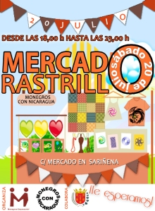 CARTEL MERCADO RASTRILLO 1